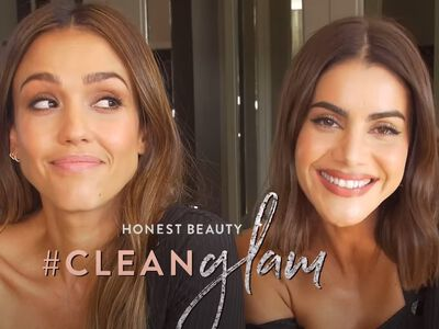 Check out Jessica's Day-to-Night Clean Makeup Look