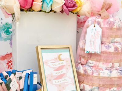 5 Baby Shower Tips from Jessica