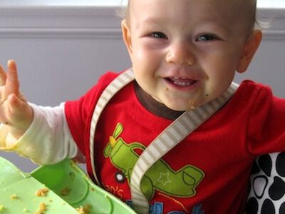 Baby Led Weaning & Introducing Solid Foods
