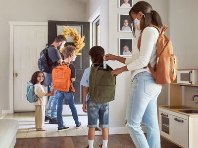 How to Create a School Morning Routine for Kids