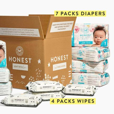 diaper + wipes bundle