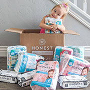 Diapers + Wipes Subscription Image