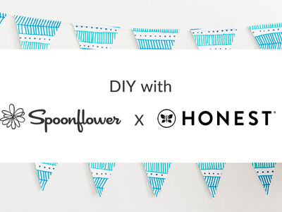DIY with Spoonflower