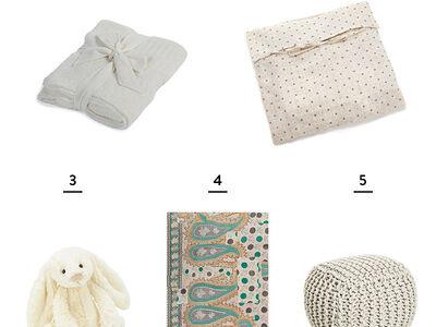 Easy Swaps that Help Bring Seasonal Style to Your Nursery
