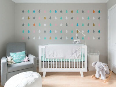 Where to Save and Splurge When Decorating a Nursery