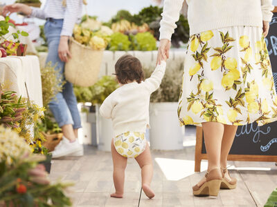 Mommy and Me Spring Looks with Celeb Stylist Jamie Mizrahi