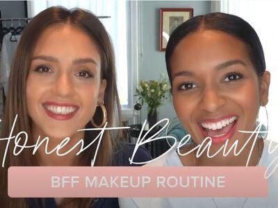 Jessica's BFF Routine Video