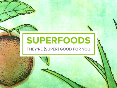 5 Fresh Superfoods to Eat this Summer
