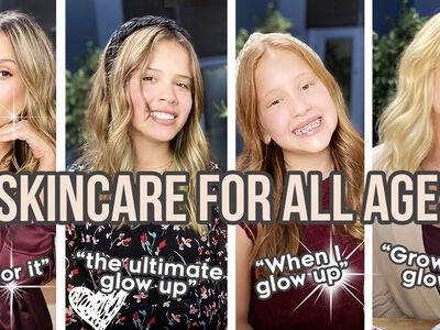 Skincare for All Ages