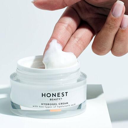 hydrogel cream product