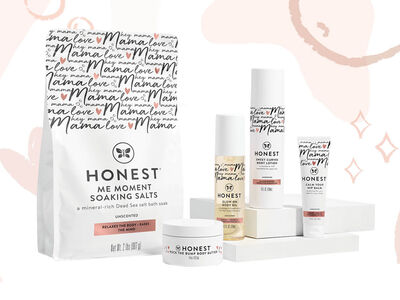 Introducing Honest Mama™: Products with Mama + Baby in Mind