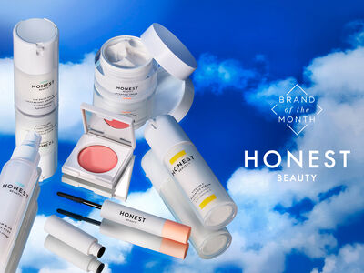 Honest is Cult Beauty's Brand of the Month!