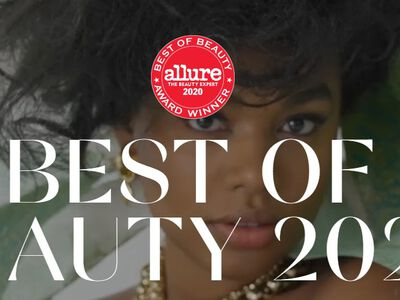 It's LIT!!! Check out our latest Allure Best of Beauty Award.
