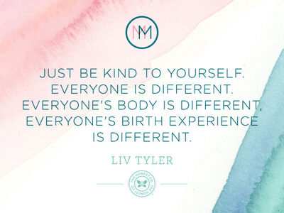 Mindful Monday: A Reminder from Liv Tyler