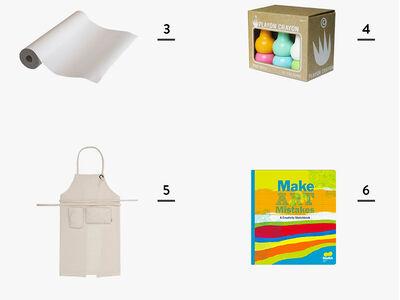 How to Make a Creative Kids' Art Corner