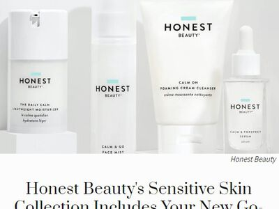 New Sensitive Skin Collection