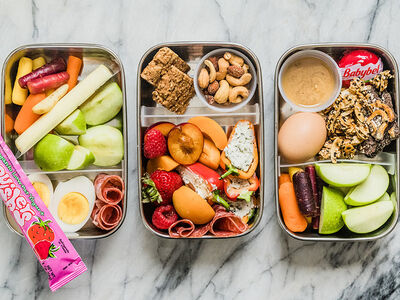 3 Healthy Lunch Ideas for Kids