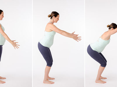 Try These 3 Moves to Help Get Your Body Ready for Childbirth