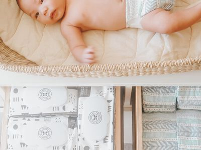 How to create the perfect changing table setup