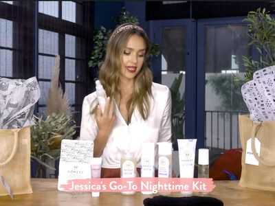 Jessica's Deluxe Nighttime Routine