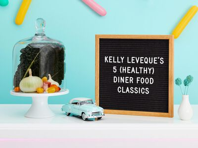 Kelly LeVeque's 5 (Healthy) Diner Food Classics