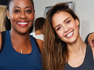 Nichelle Hines' Fitness Tips for Super-Busy New Mamas
