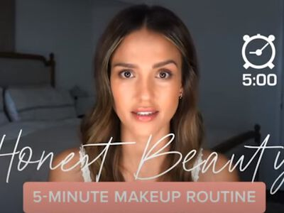 Jessica's 5 Minute Makeup Routine Video