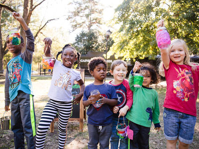 Back to School Safely with Tips From Tinkergarten