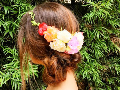 Beyond the Braid: 5 Ways to Style Your Hair this Spring