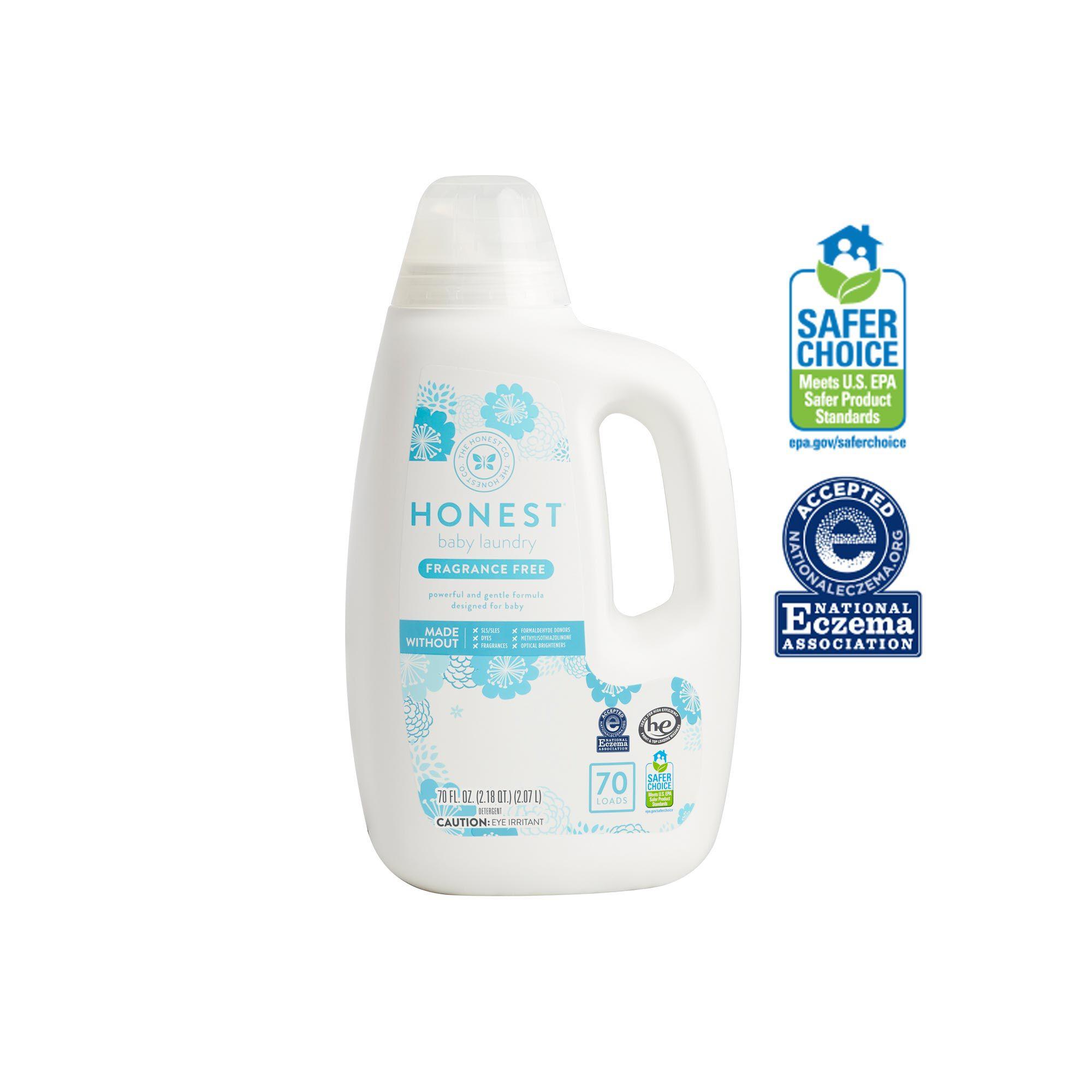 Hypoallergenic Baby Laundry Detergent