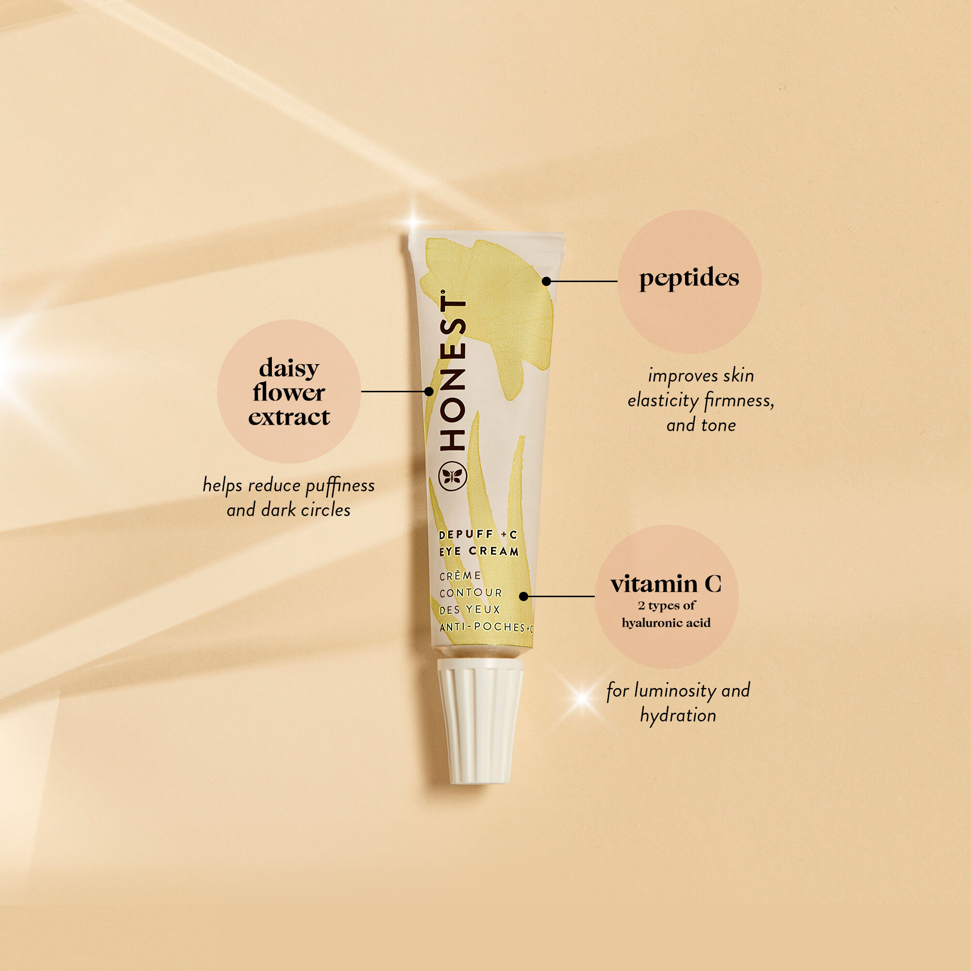 Depuff +C Eye Cream