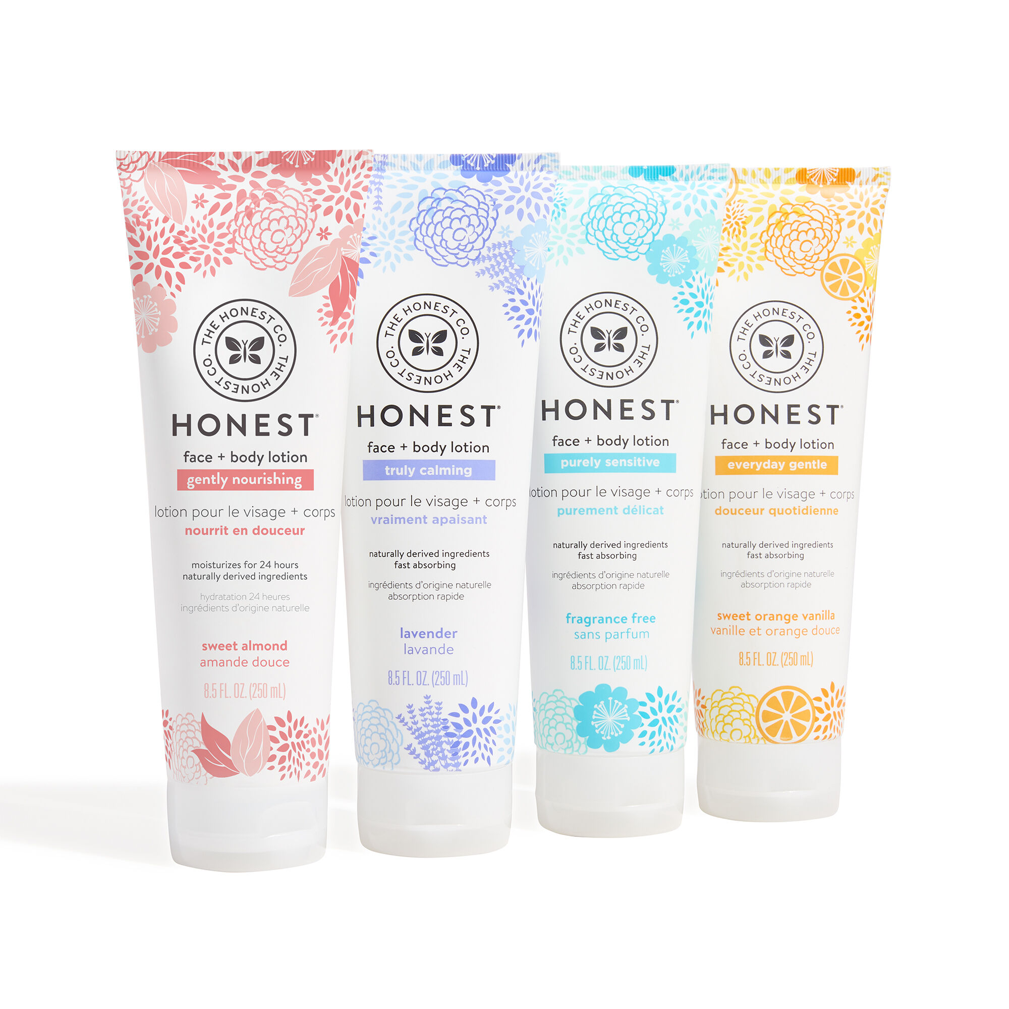 Face + Body Lotion