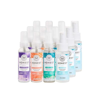 Hand Sanitizer Spray, Multi-Scent, 12-Pack