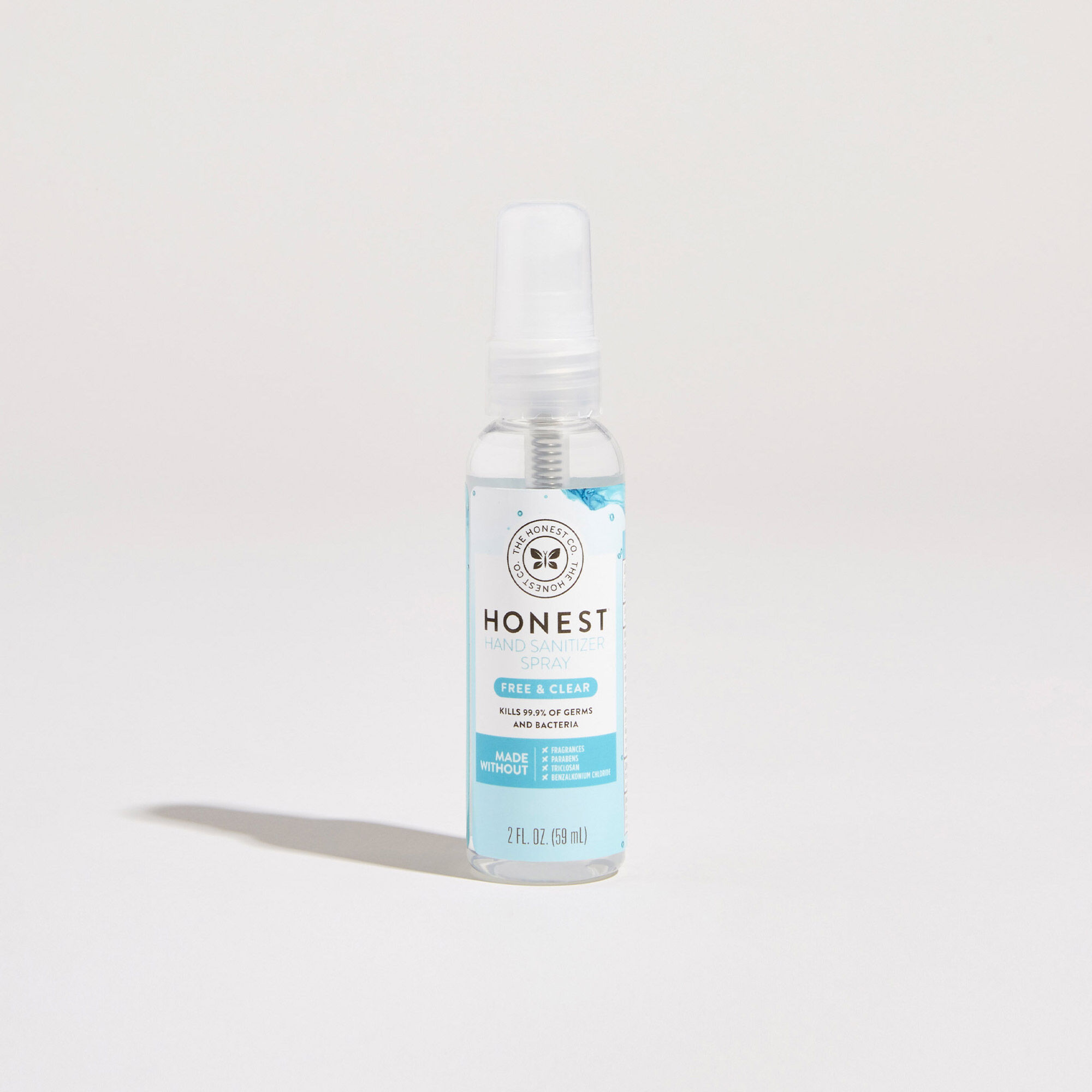 Free and Clear Hand Sanitizer Spray
