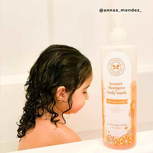 Baby Shampoo + Body Wash