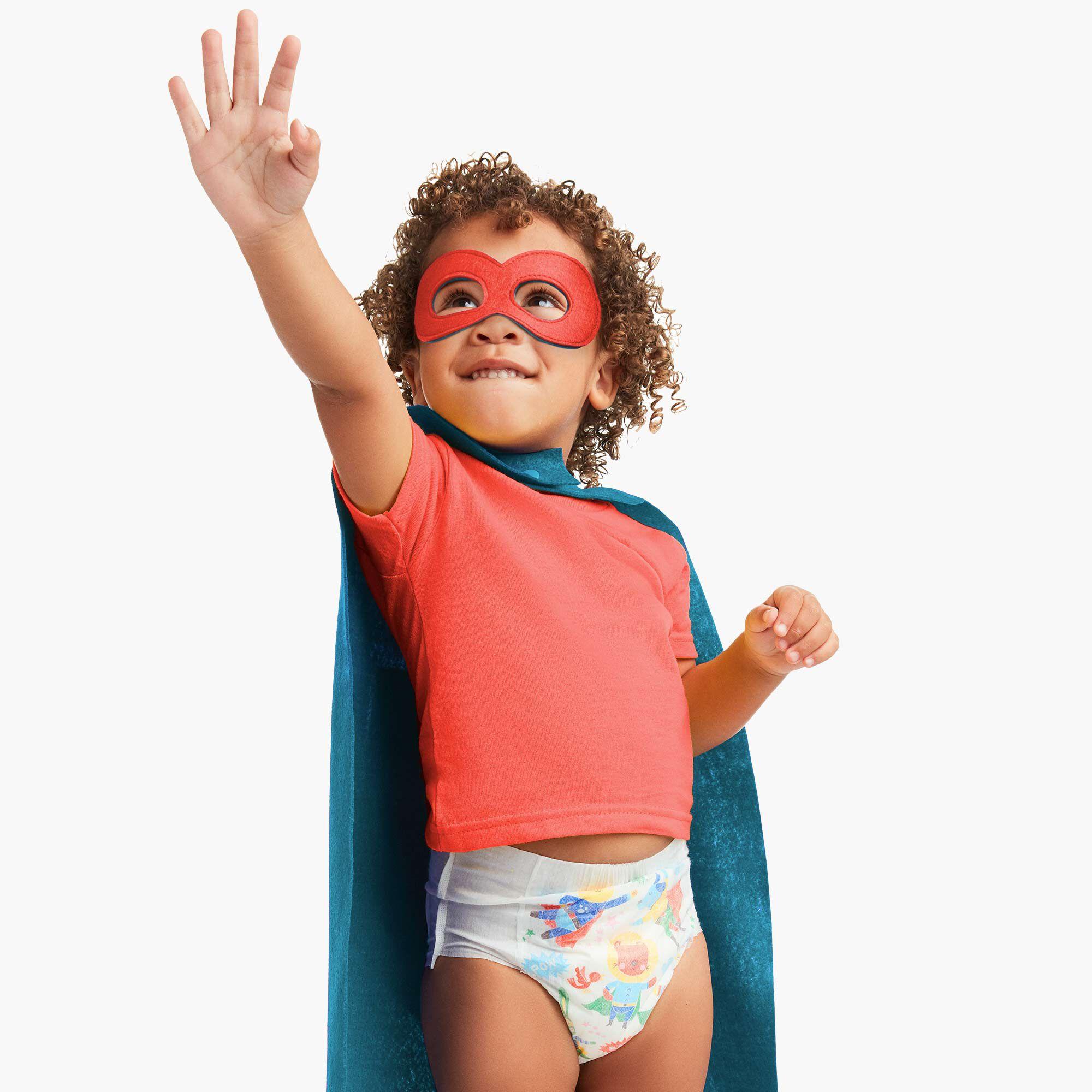 Training Pants, 3T/4T, Super Heroes