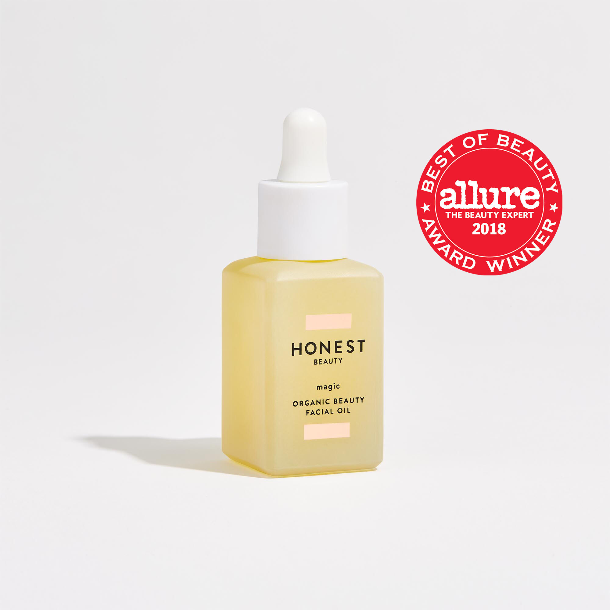 beauty facial oil with best of beaty allure award