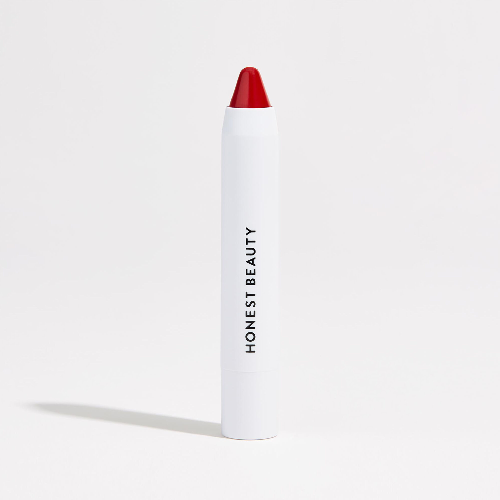 Demi-Matte Lip Crayon Strawberry shade, front of package