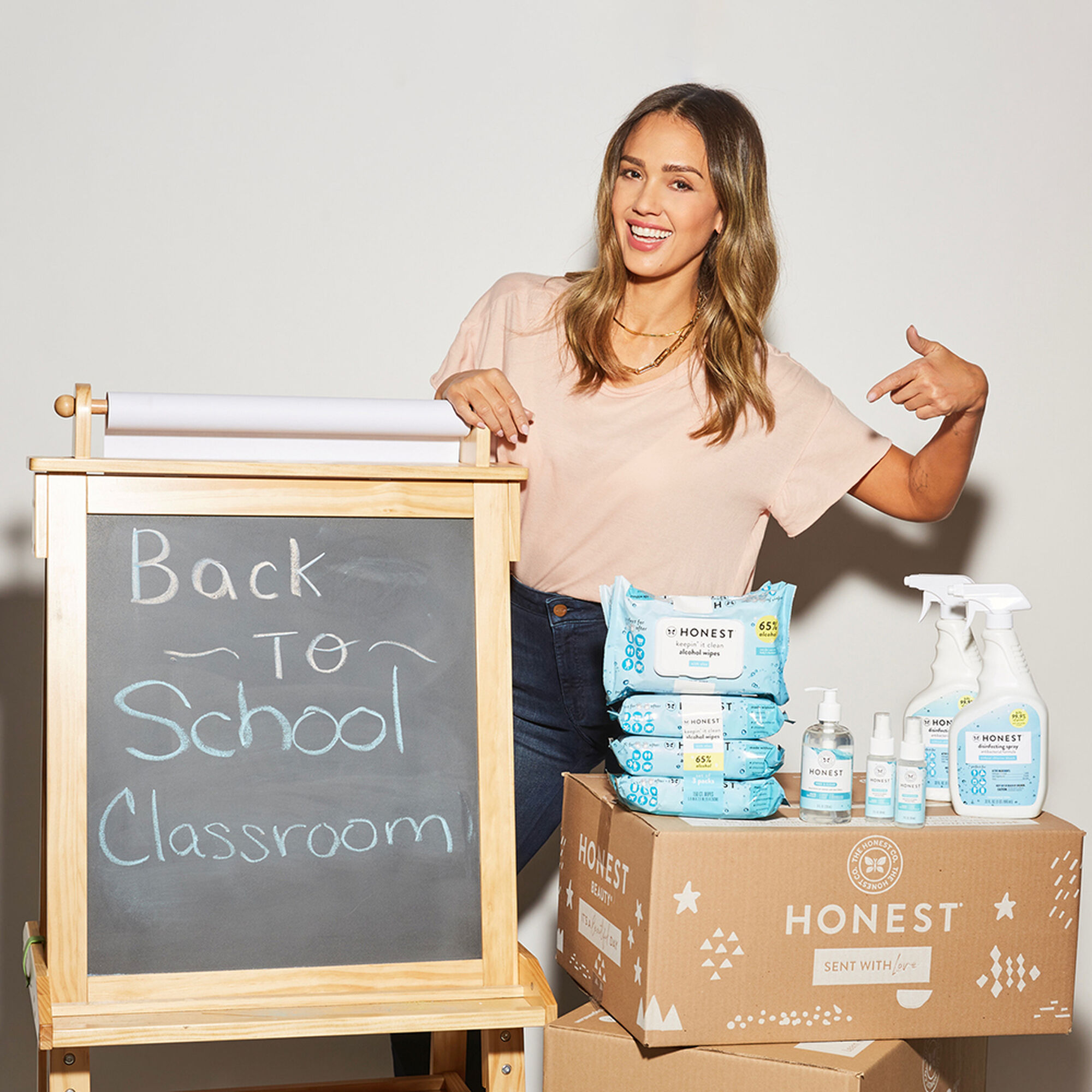 Back To School Classroom Kit