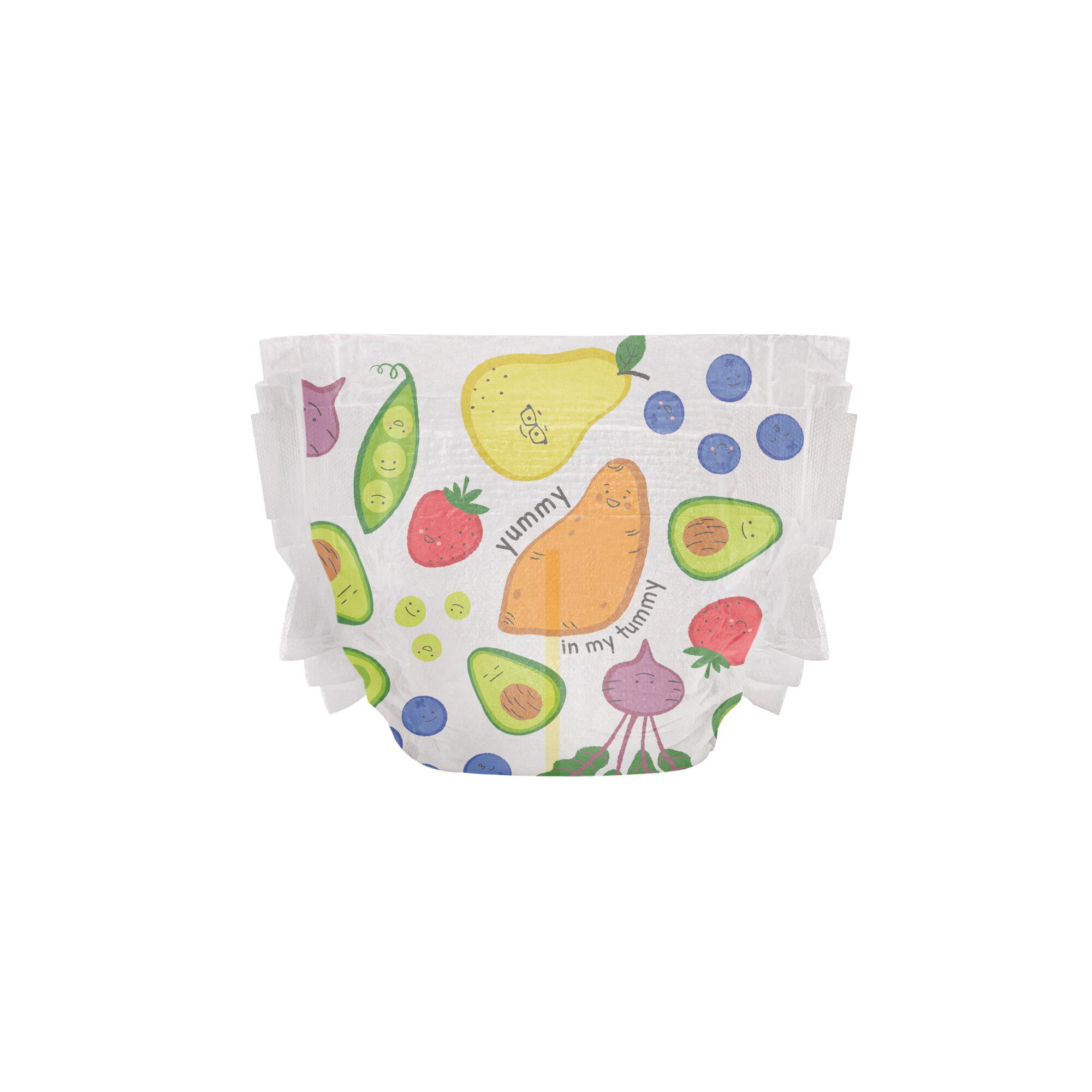 Clean Conscious Diaper, So Delish, Size 6
