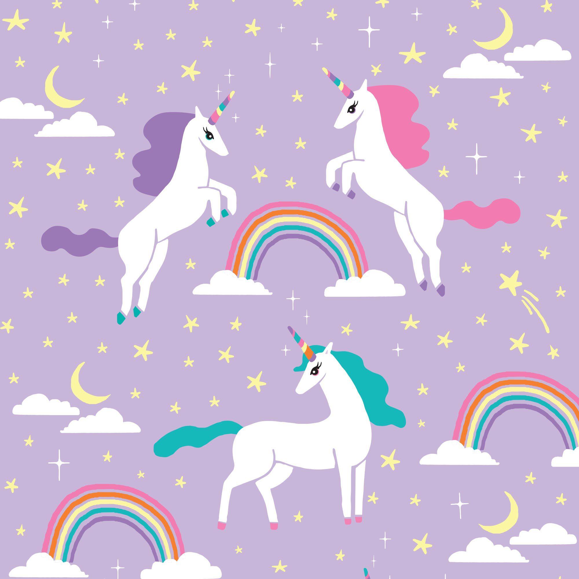 Training Pants, 2T/3T, Unicorns