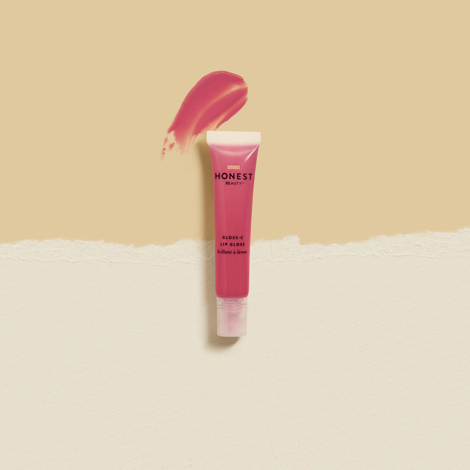 Gloss-C Lip Gloss, Pink Agate