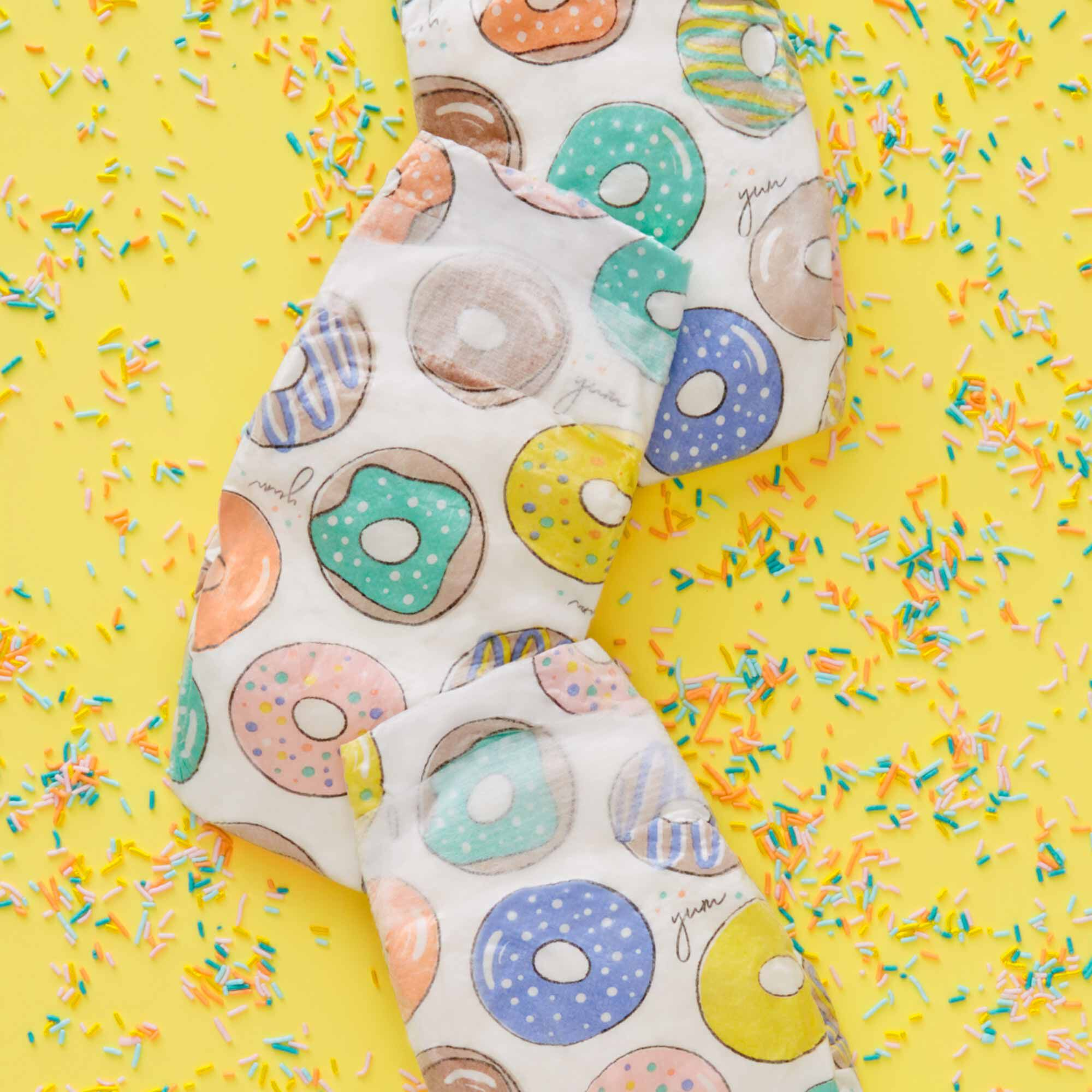 Diapers, Donut Grow Up, Size 3