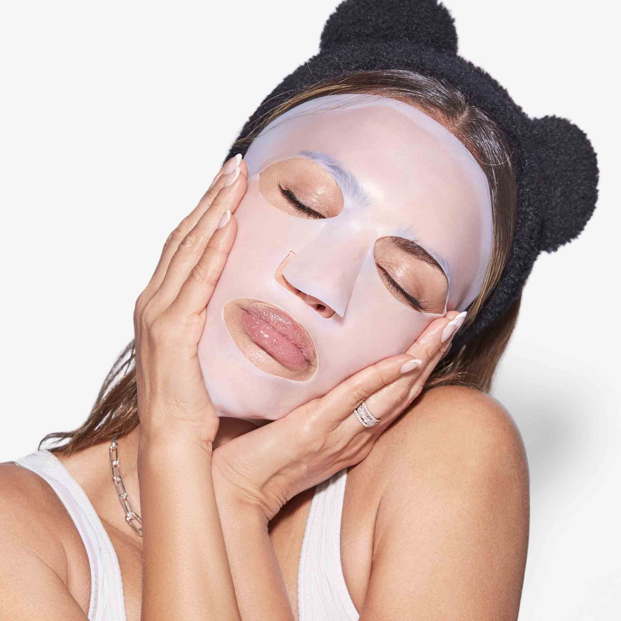 Reusable Magic Silicone Sheet Mask