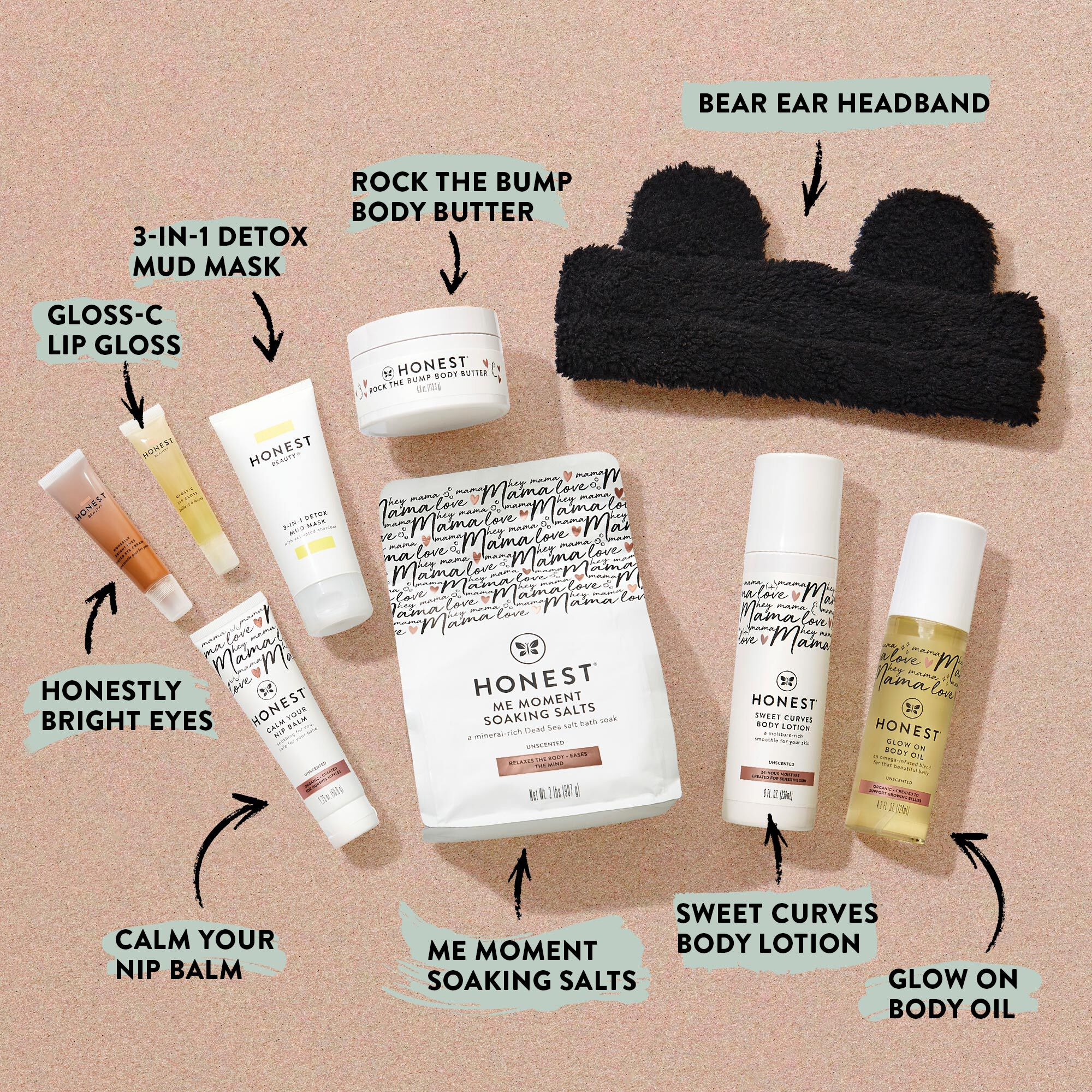 Sweet Mama Gift Kit
