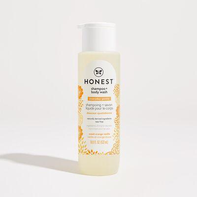 Shampoo + Body Wash, Value Size, Everyday Gentle