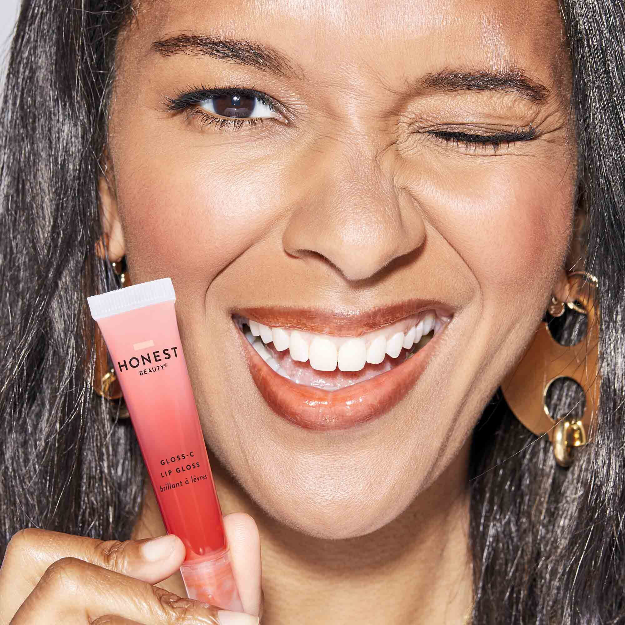 Gloss-C Lip Gloss in Poppy Topaz