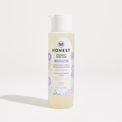 Shampoo + Body Wash, Value Size, Truly Calming