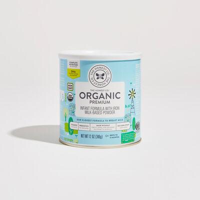 Organic Premium Infant Formula