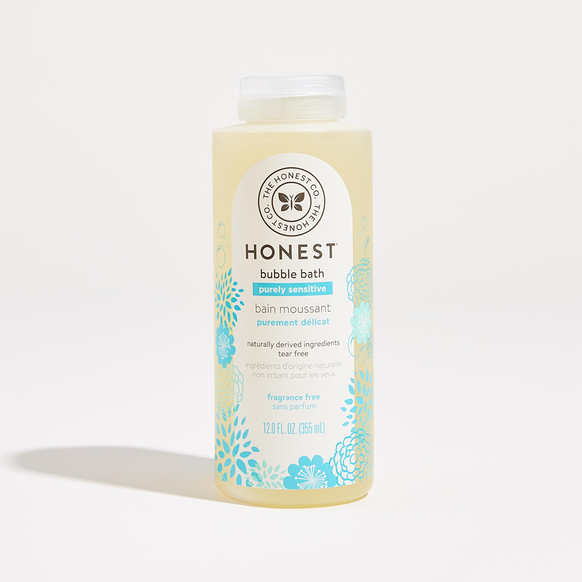 Fragrance Free  Bubble Bath